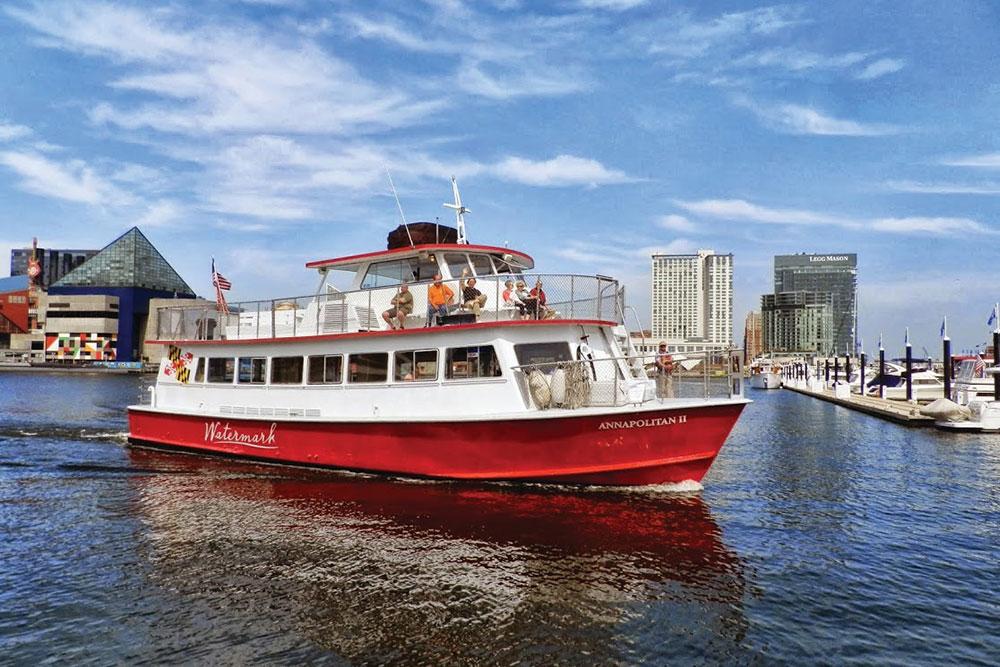 Baltimore Harbor Cruise
