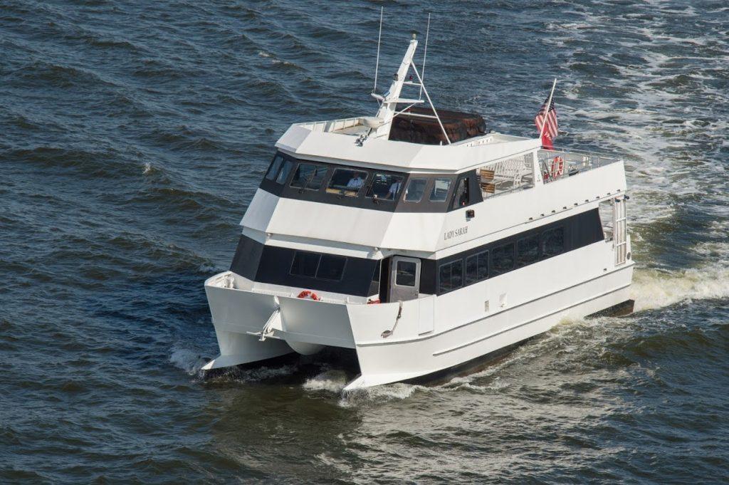 Watermark Cruise Boat