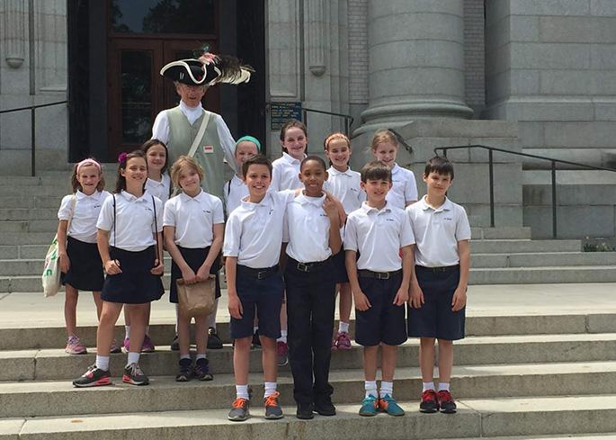 Annapolis Naval Academy Field Trip