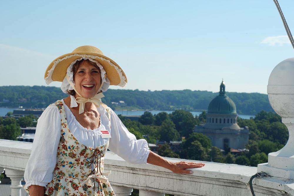 Colonial Annapolis & U.S. Naval Academy Walking Tour