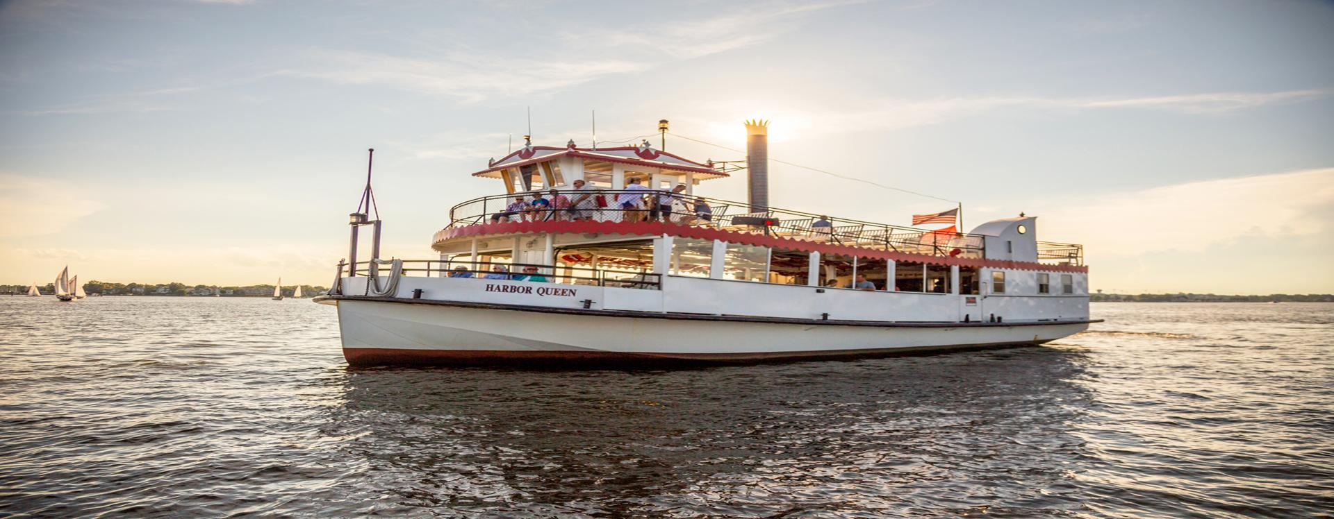 Harbor Queen - Watermark