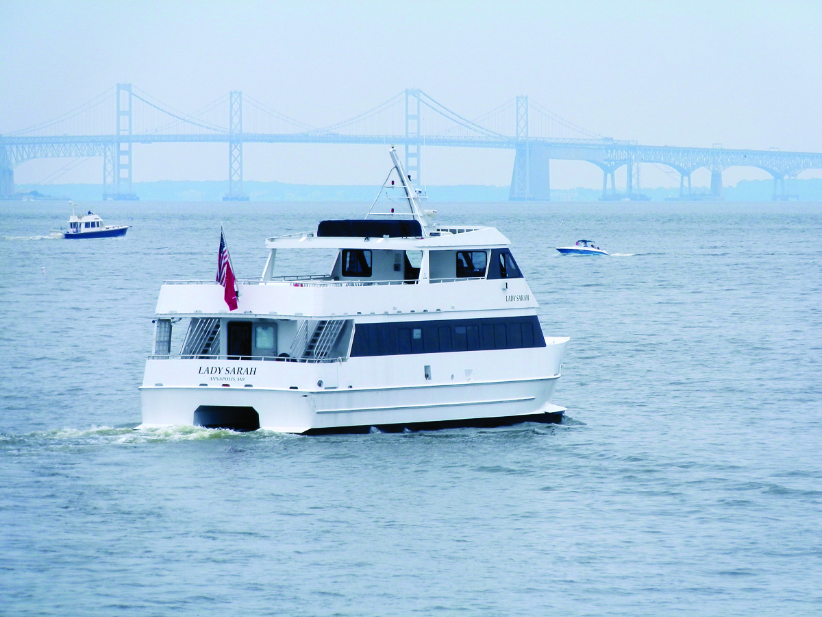 Chesapeake Bay Bridges Cruise