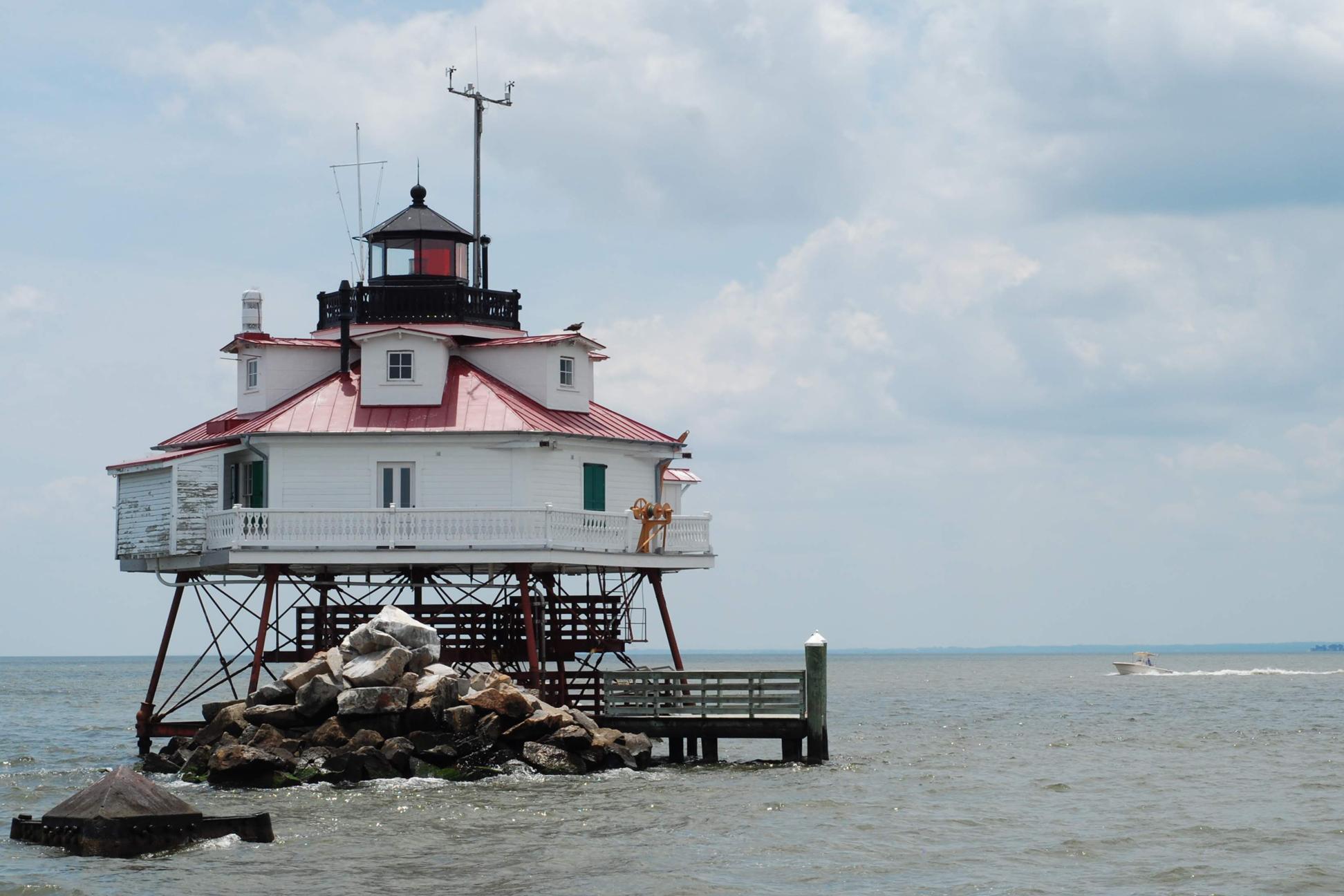 Thomas Pt Lighthouse