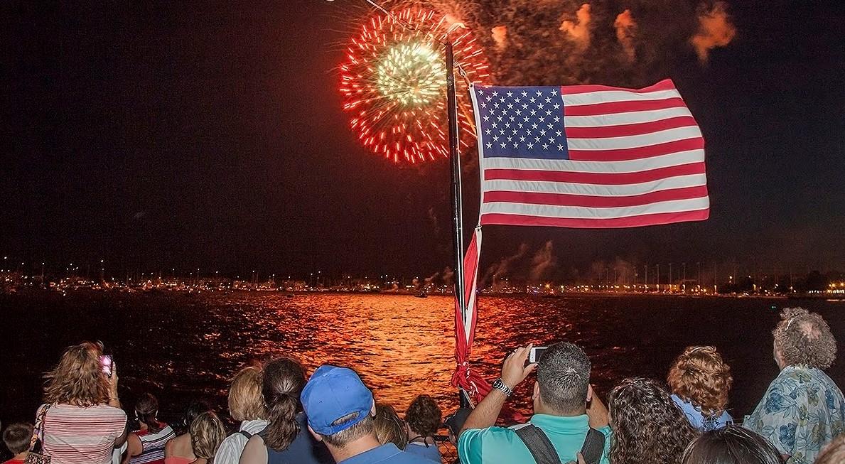 Annapolis Fireworks Cruise