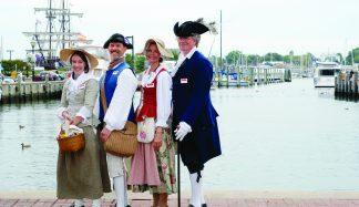 Colonial Annapolis & Paca Garden Tour