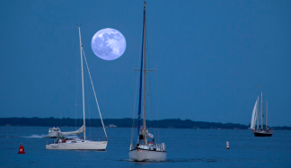 Once in a Blue Moon Cruise