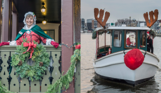Colonial Stroll & Cruise - Holiday Style
