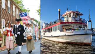 Annapolis by Land & Sea - Family Field Trip